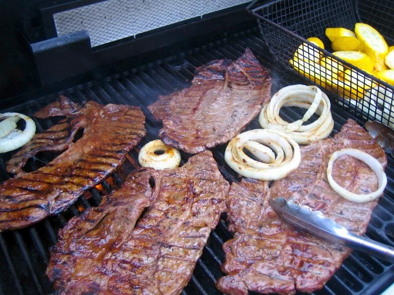 Grilled Carne Asada Recipes — Dishmaps